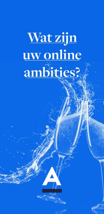 Wat zijn uw online ambities?