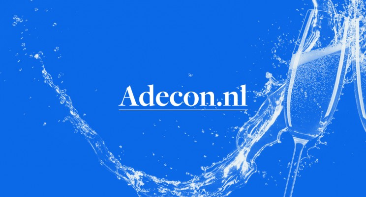 Nieuwe website Adecon