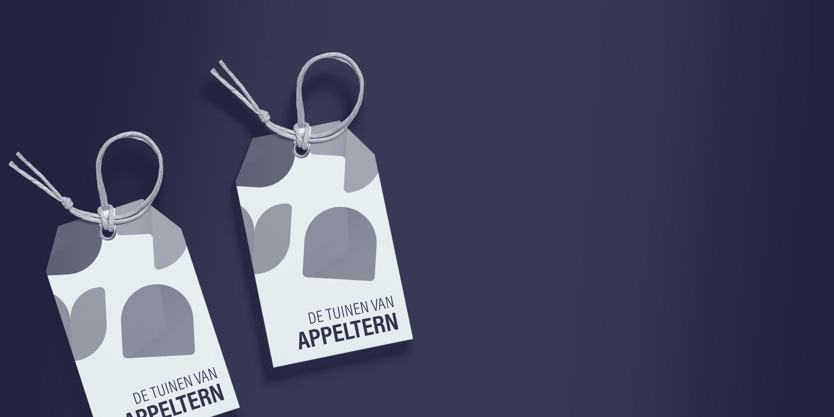 Nieuw logo voor De Tuinen van Appeltern