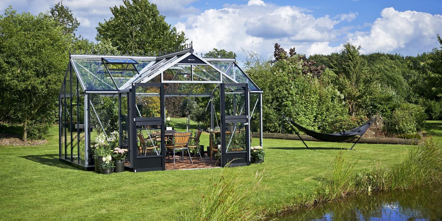 Tuinkas in de webshop van De Tuinen van Appeltern