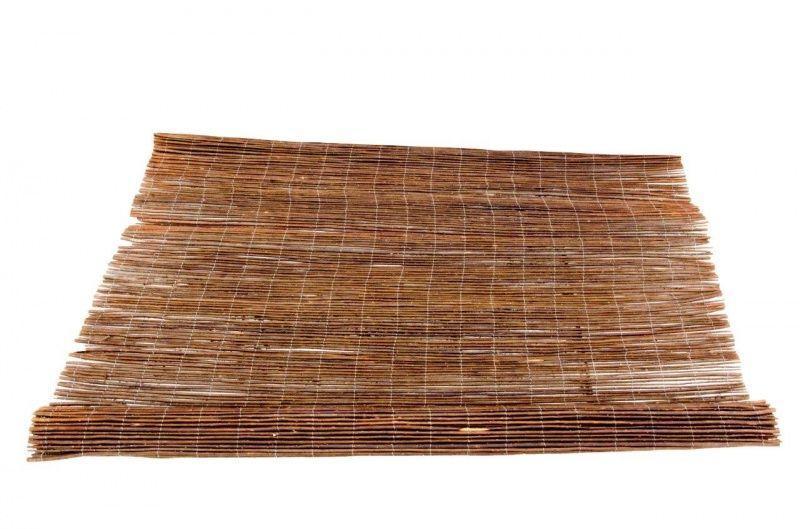Wilgenrol 180 x 300 cm (Wilgentenen mat 1,8x3 meter)