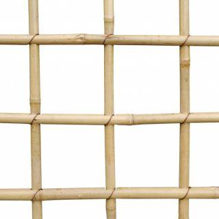 Bamboescherm Geel Li Yuan 180 x 180 cm