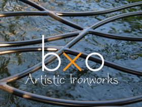 BXO kunst/zinnig ijzerwerk