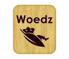 Woedz - Steigerhouten meubelen
