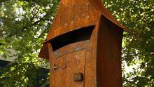 Kunstzinnige brievenbussen (Kunsteboer)