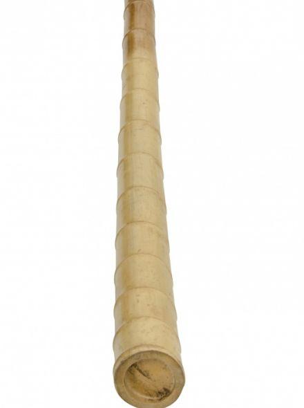 Bamboepaal (Naturel) 400 cm, diameter 100-120 mm