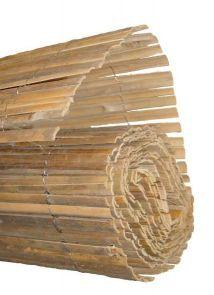 Gespleten Bamboemat 150 x 500 cm