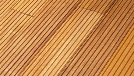 Hardhouten vlonderplanken