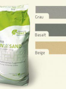 FugenSand Grau (Voegzand grijs) - zak 25 kilogram