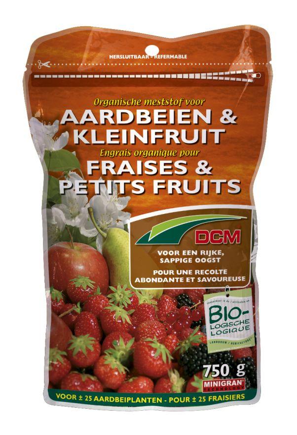 Organische Meststof voor Fruit en Kleinfruit (Organische bemesting 750 gram)