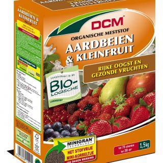 Organische Meststof voor Fruit en Kleinfruit (1,5 kilogram Organische mest)