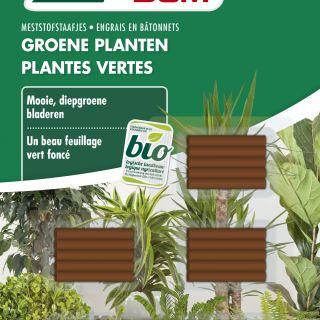 Meststofstaafjes Groene Planten (tot 25 planten)
