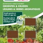 Meststofstaafjes Groenten en Kruiden  (tot 25 planten)