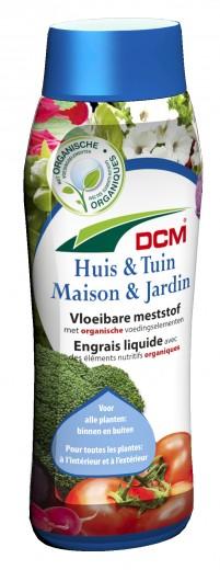 Vloeibare meststof voor tuinplanten en kamerplanten (0,8 liter)