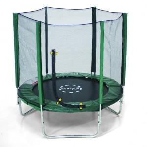 Tijdloze trampolines