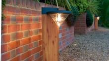 Tuinverlichting voor dag en nacht