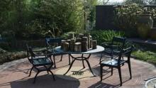 Klassiek tuinmeubilair voor eindeloos en onbezorgd buitenplezier