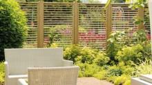 Kant en klaar tuinschermen
