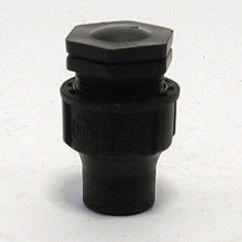 Afdichtstop 16 mm. (Herbruikbare koppeling druppelslang)