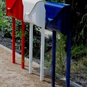 Bijzondere brievenbussen!