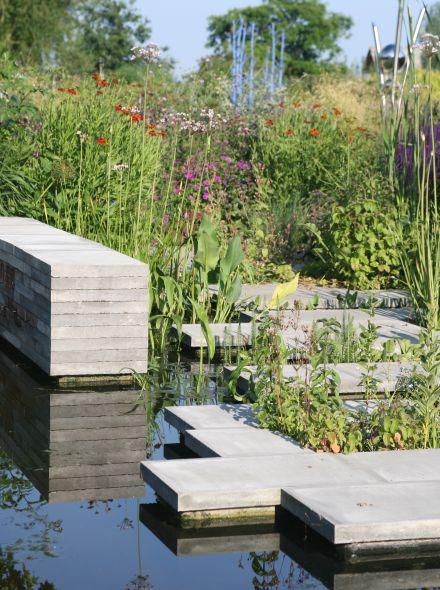 Grijze betontegel 40x60x5cm (Betontegel 40x60 cm, grijs) - per 6,24 m2
