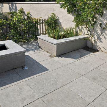 Tegels van natuursteen