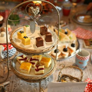 High-Tea Arrangement p.p.
