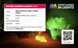 Mystery Gardens in Lights | Vrijdag 30 september 2016