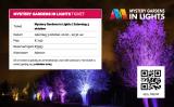 Mystery Gardens in Lights | Zaterdag 1 oktober 2016