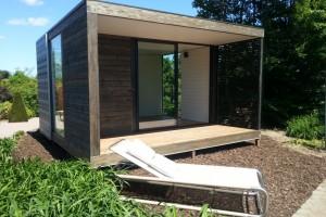 Wonen of werken in eigen tuin