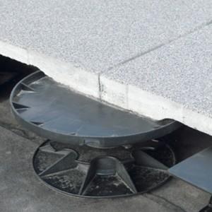 Balkon- en dakterrasbestrating