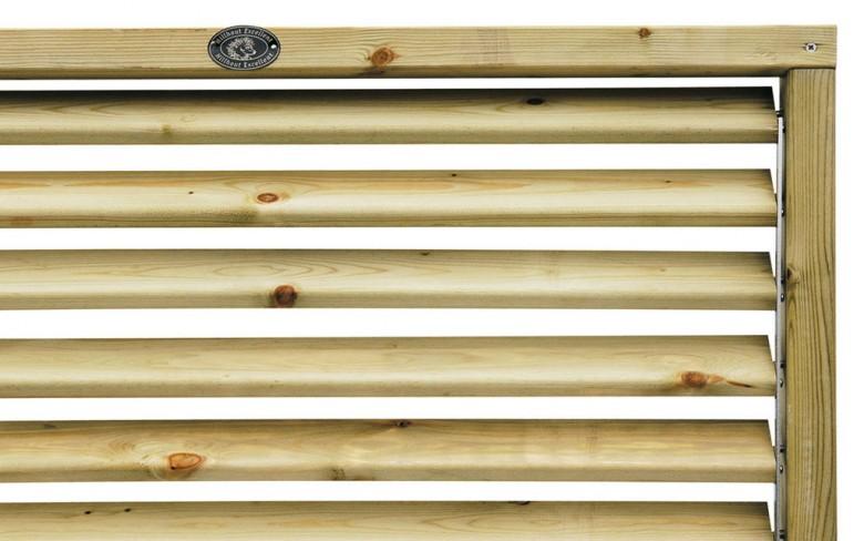 Shutterscherm Excellent 90 x 180 cm (art. 299405)