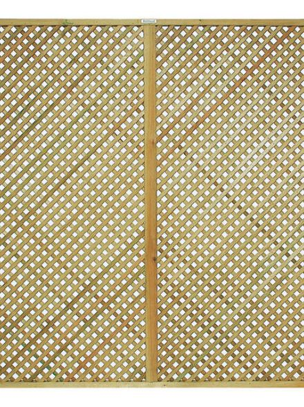 Trellisscherm Jasmijn 180x180 cm (Art. 304930)