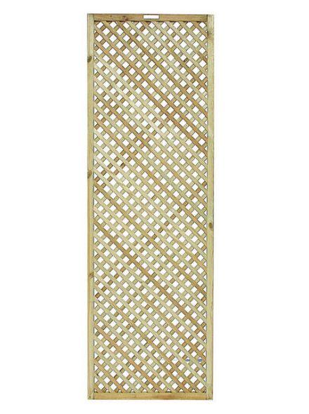 Trellisscherm Jasmijn 180x60 cm (Art. 304964)