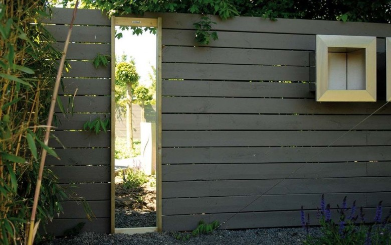 Deco tuinspiegel hillhoutcode: 597090 hans van velthoven buro