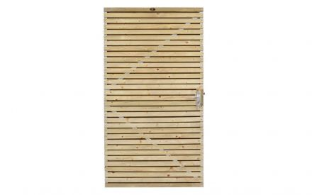 Elan deur Excellent (Art. 304573) Tuinpoort