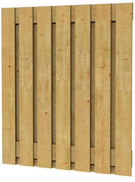 Grenen recht verticaal 180x180cm (Art. 08075)