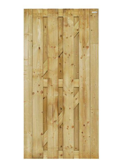 Jumbo Tuindeur 200 cm hoog (Art. 306339)