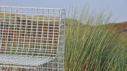 Tuinmeubels gemaakt van gegalvaniseerd staal (Staal en Stoer)