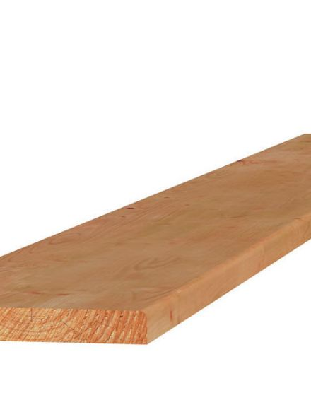 Douglas dekdeel 2,8x19,5x300 cm blank (Art. 31840)