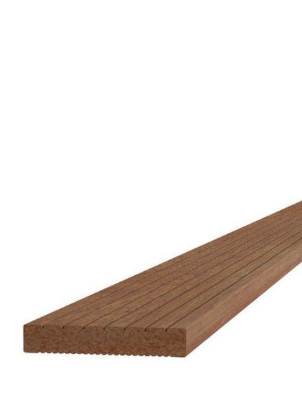 Hardhouten vlonderplank 2,1x14,5x335cm (Art. 14822)