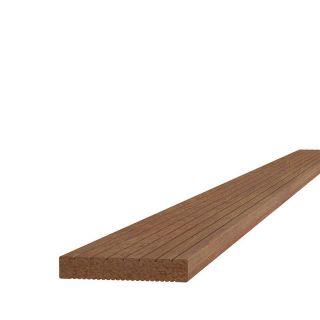 Hardhouten vlonderplank 2,5x14,5x395cm (Art. 14875)