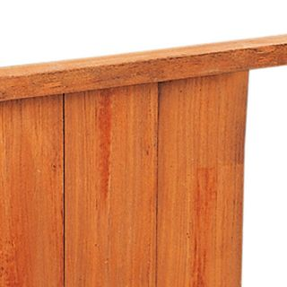 Hardhouten damwand regel 4,5x6,8x200cm (Art. 14608)