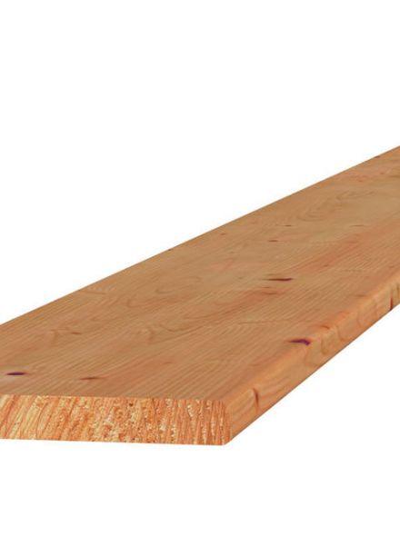 Douglas plank geschaafd blank 1,8x16x180 cm (Art. 31335)