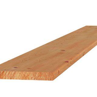 Douglas plank geschaafd groen geïmpregneerd 1,8x16x400 cm (Art. 44340)