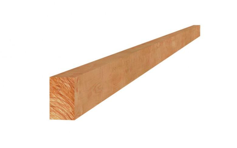 Douglas regel 4,5x7,5x400 cm blank (Art. 31430)