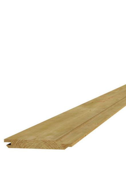 Grenen rabat 1,8x14,5x300cm (Art. 05101)