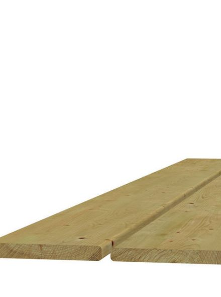 Vuren plank geschaafd 1,5x14x180cm (Art. 06207)