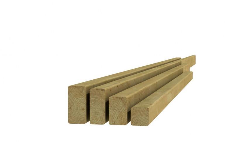 Vuren regel 4,5x7x300cm (Art. 06902)
