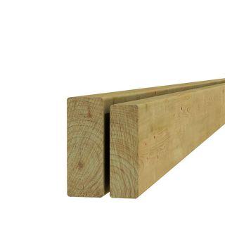 Vuren gording 5,8x15,6x420 cm (Art. 06606)